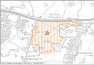 Bourn Airfield New village proposed